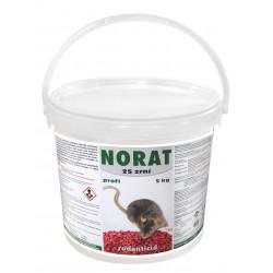 Norat zrní profi /25 ppm/ 5 kg